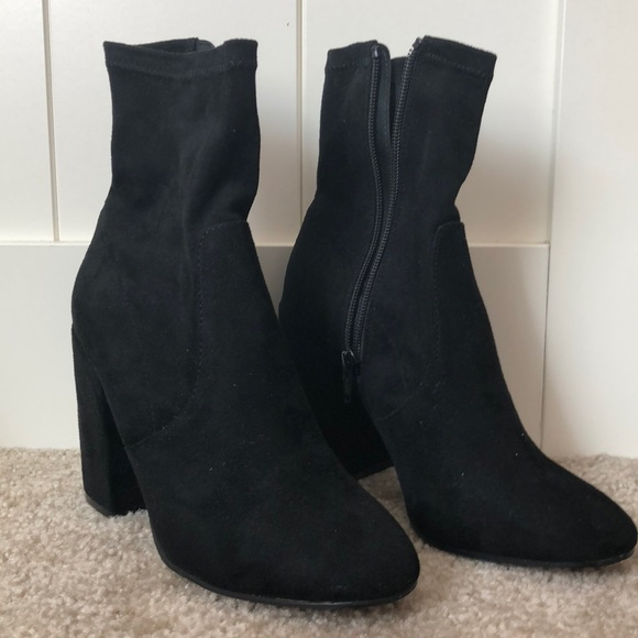 f84054a7 ASOS Shoes   Design Eastern Sock Boots   Poshmark